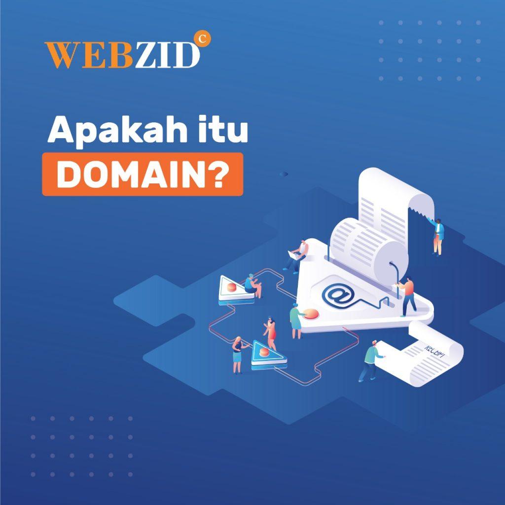 Apakah Yang Dimaksud Dengan Domain? - Webzid Developer