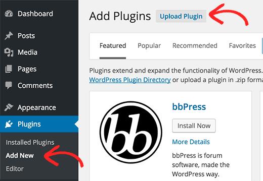 Panduan Lengkap Cara Mudah Instal Plugin WordPress - Webzid Developer