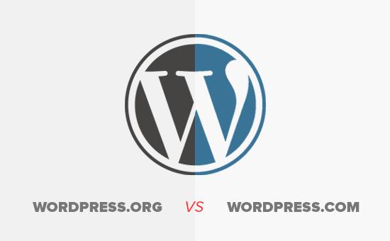 WordPress.org dan WordPress.com